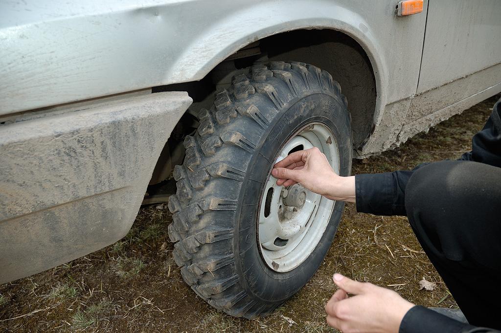 какие колеса поставить чтоб ездить по бездорожю ваз2110